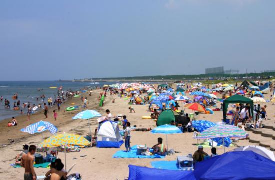 ココナッツビーチ伊良湖(愛知)2019の海開きはいつ?海上アスレチック【シーパーク】の料金も!