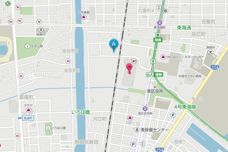 ららぽーと名古屋の無料駐車場に停める裏技