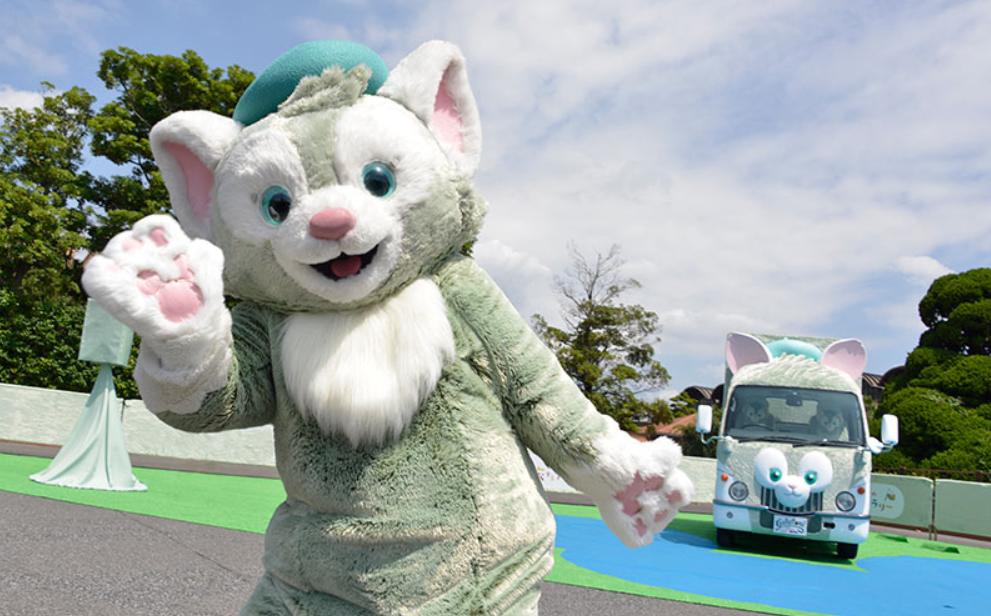 名古屋城ジェラトーニワゴン2018が来る!日時と場所、料金と駐車場
