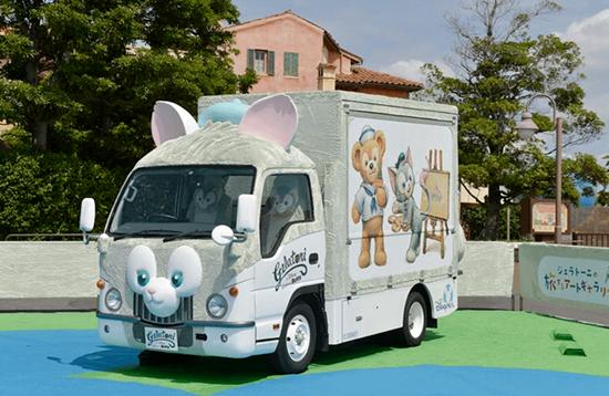 名古屋城ジェラトーニワゴン2018が来る!日時と場所、料金と駐車場の情報はこちら!