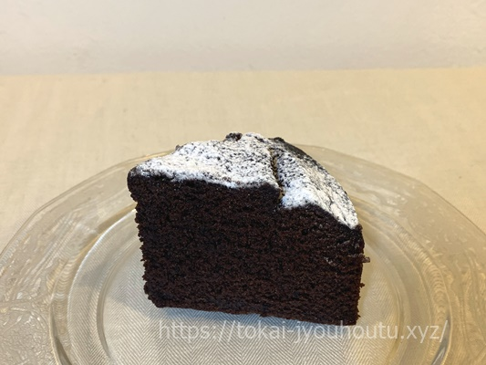 天使の庭のケーキのテイクアウト