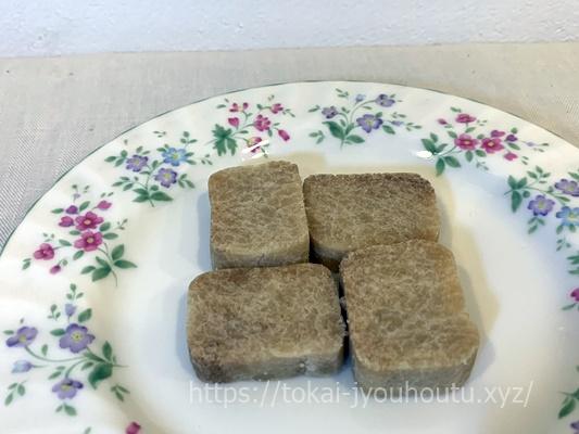 天使の庭の米粉のクッキー
