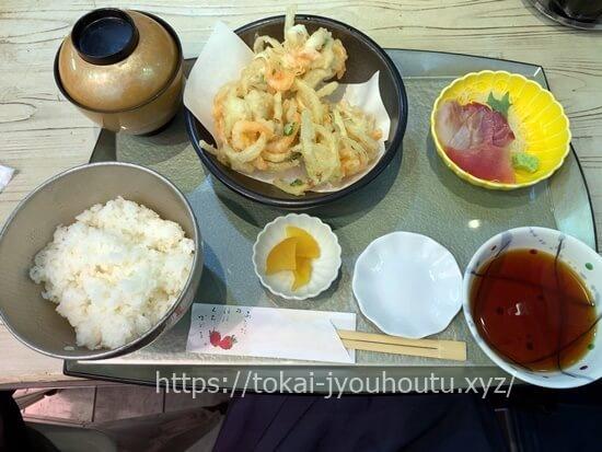 【食レポ】マルナカ食品センター豊浜港直送Sea Dining TERU TERUのお値打ちランチ!絶品です!