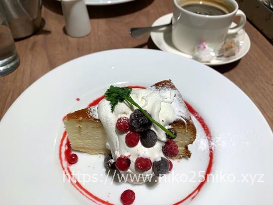 アライブラリー カフェ&ブックスのカフェメニュー